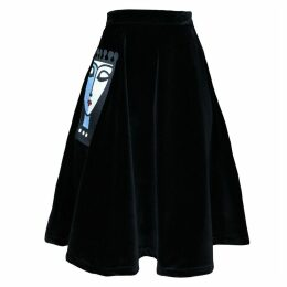 My Pair of Jeans - Black Jack Round Skirt