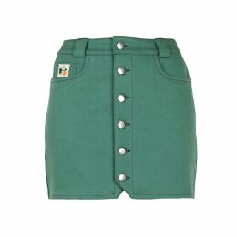 Musqet - Women Space Pup Embroidered Sweatshirt