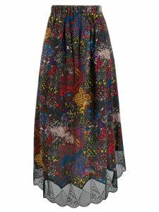 Zadig & Voltaire Joslin glam skirt - Black