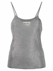 Zadig & Voltaire Fashion Show Marga slip top - Grey