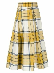 Christian Wijnants Selma skirt - Yellow