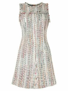 Elie Tahari Dean bouclé tweed dress - Multicolour