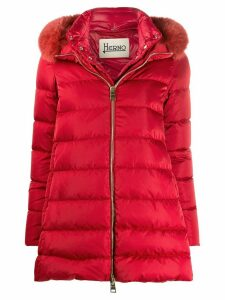 Herno padded coat - Red