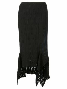 Roland Mouret Nico knit skirt - Black