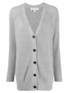 Michael Michael Kors V-neck cardigan - Grey