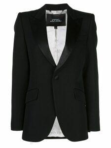 Marc Jacobs slim-fit tuxedo jacket - Black