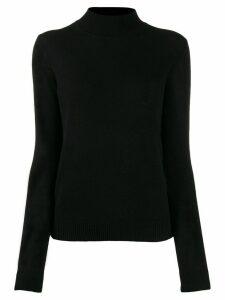 Theory slim-fit cashmere jumper - Black