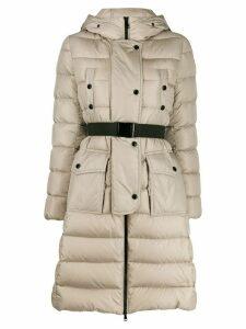 Moncler Khloe coat - Neutrals