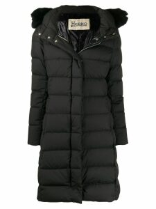 Herno hooded down coat - Black