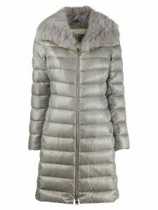 Herno Elisa padded coat - Grey