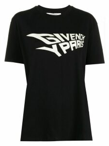 Givenchy logo T-shirt - Black
