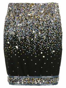 Leonard embellished mini skirt - Black