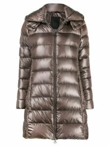 Tatras zipped down coat - Grey