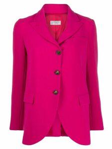Alberto Biani single-breasted blazer - Pink