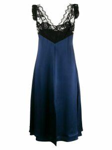 Magda Butrym Leiriadres dress - Blue