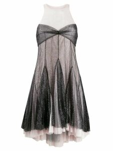 Philosophy Di Lorenzo Serafini layered tulle dress - Black
