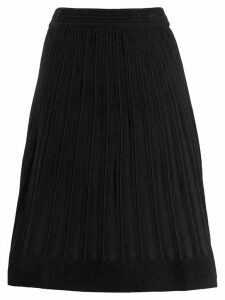 M Missoni A-line knit skirt - Black