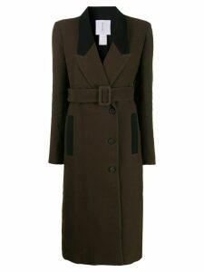 TRE by Natalie Ratabesi NYX coat - Brown