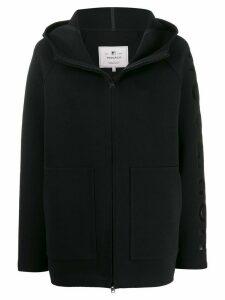 Woolrich short hooded jacket - Black