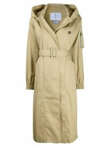 TRE by Natalie Ratabesi Gaia trench coat - Neutrals