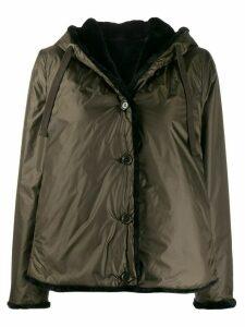 Aspesi reversible Panzerotto jacket - Green