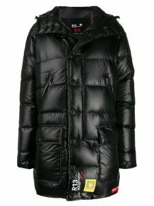 Brumal padded jacket - Black