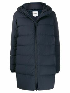 Aspesi quilted puffer jacket - Blue