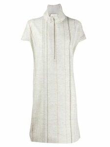 Stephan Schneider Cedar knitted dress - Neutrals