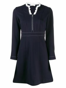 Sandro Paris Clay dress - Blue