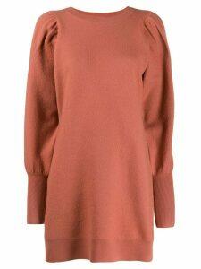 Ulla Johnson Viviana knitted dress - Pink