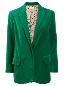 Zadig & Voltaire Viva textured blazer - Green