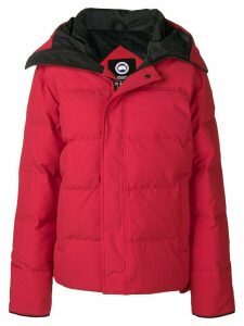 Canada Goose McMillan parka - Red
