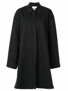 Jil Sander concealed front shirt - Blue