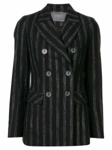 Lorena Antoniazzi double breasted blazer - Black