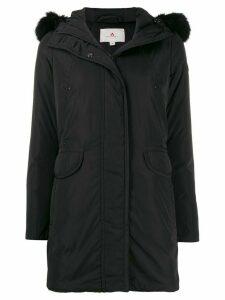Peuterey Regina parka coat - Black