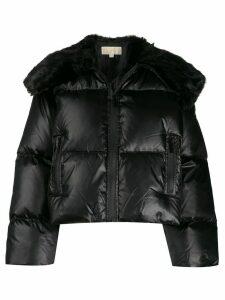 Michael Michael Kors padded short jacket - Black