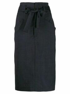 Isabel Marant Étoile pencil skirt - Blue