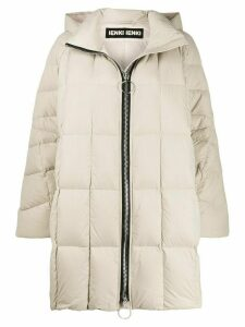 Ienki Ienki padded coat - Neutrals
