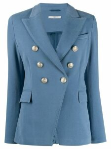 Circolo 1901 military blazer - Blue