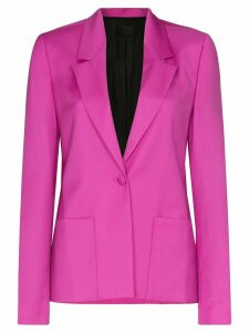 RtA Sasha single-breasted blazer - Pink
