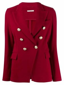 Circolo 1901 military blazer - Red
