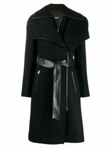 Mackage Norikr belted coat - Black