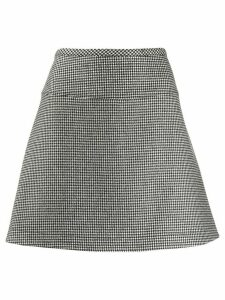 A.P.C. Marthe straight skirt - Black