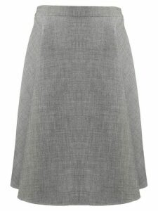 Ports 1961 a-line flared skirt - Grey