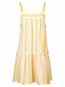 Lemlem Doro beach dress - Yellow