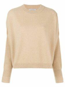 Dusan chunky knit sweater - Brown