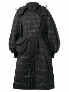 Henrik Vibskov Pump Thermo coat - Grey