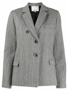 3.1 Phillip Lim tweed blazer - Grey