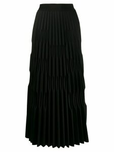 Pierantoniogaspari pleated skirt - Black