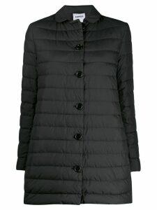 Aspesi feather down parka coat - Black